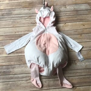 Carters NWT NEW 24 mos months unicorn costume girl